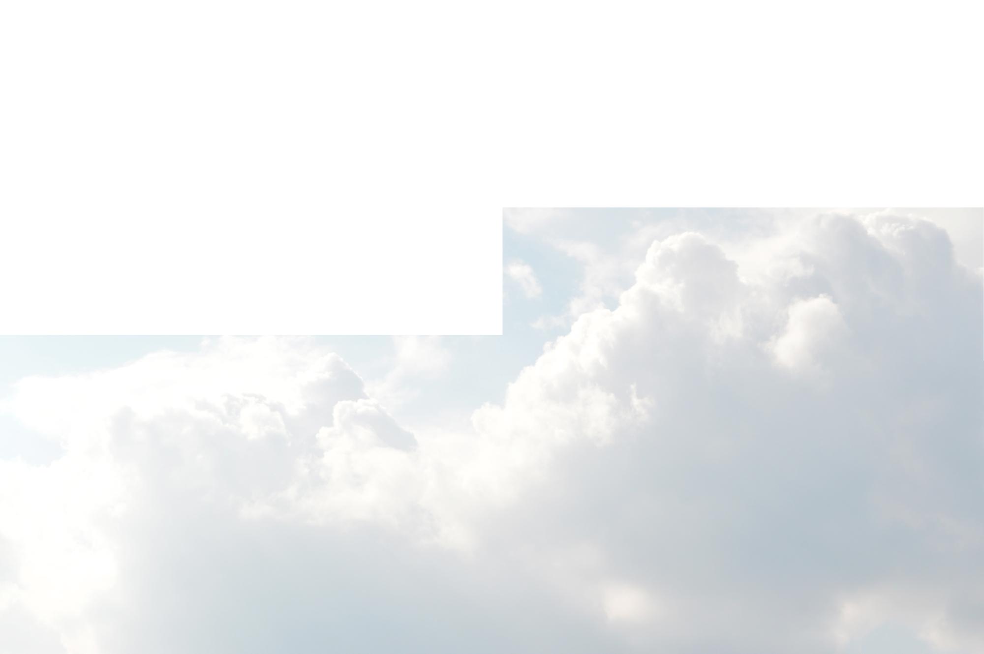 Immobilienglück Wolken